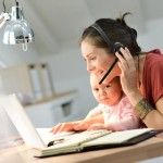 Why freelancing is great for parents