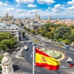 How to set up a conference call to Spain