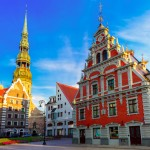 How to set up a conference call to Latvia