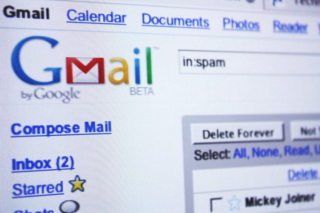 How to stop getting spam emails - ConferenceCall co uk blog