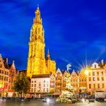 How to set up a conference call to Belgium