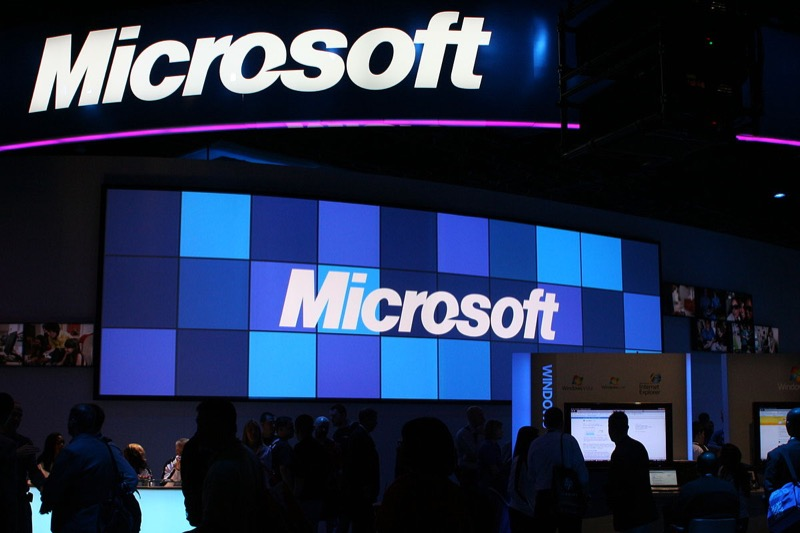 """Microsoft CES 2009"" by Ben Franske - Own work. Licensed under GFDL via Commons."