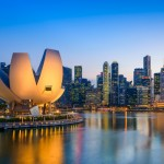 How to set up a conference call to Singapore