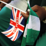How to set up a conference call between Nigeria and UK