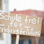 Work from home Fridays for Future climate change fight?